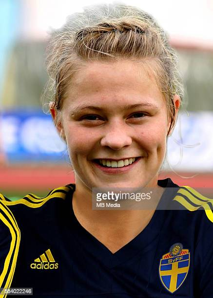 Fifa Woman's Tournament Olympic Games Rio 2016 Sweden National Team Fridolina Rolfo