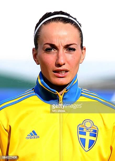 Fifa Woman's Tournament Olympic Games Rio 2016 Sweden National Team Kosovare Asllani