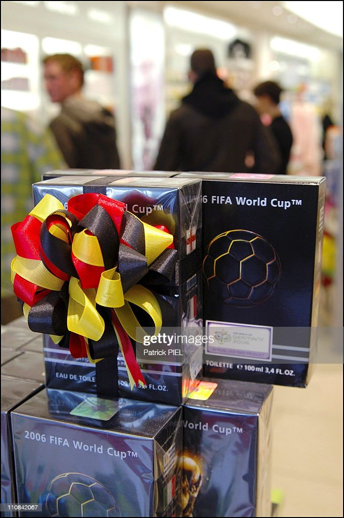 a27afb81b Fifa World Cup Merchandise On Sale In Hamburg