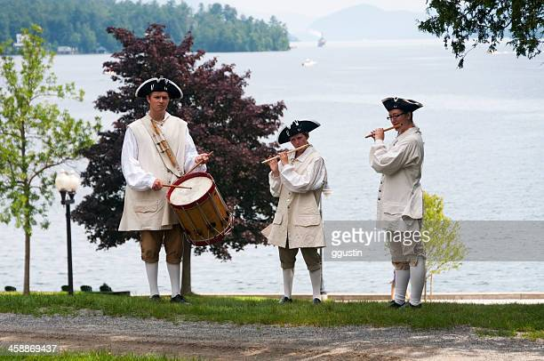 Fife and Drum Musicians