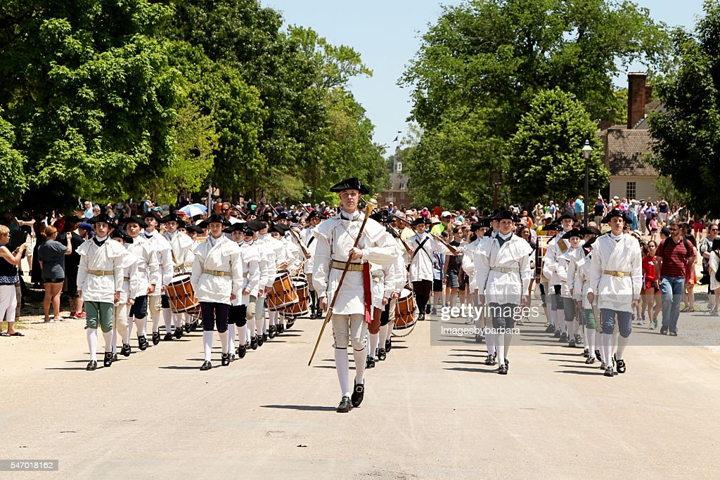 Fifes and drums : Stock Photo