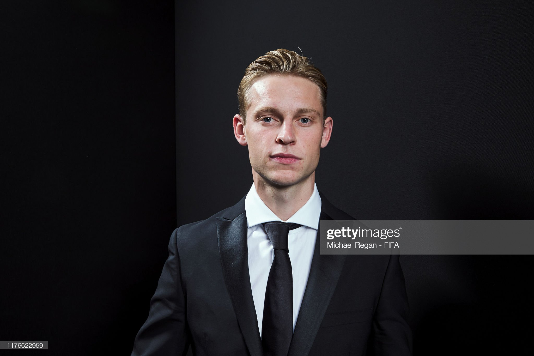 The Best FIFA Football Awards 2019 Fifpro-mens-world11-award-frenkie-de-jong-of-barcelona-and-netherland-picture-id1176622959?s=2048x2048