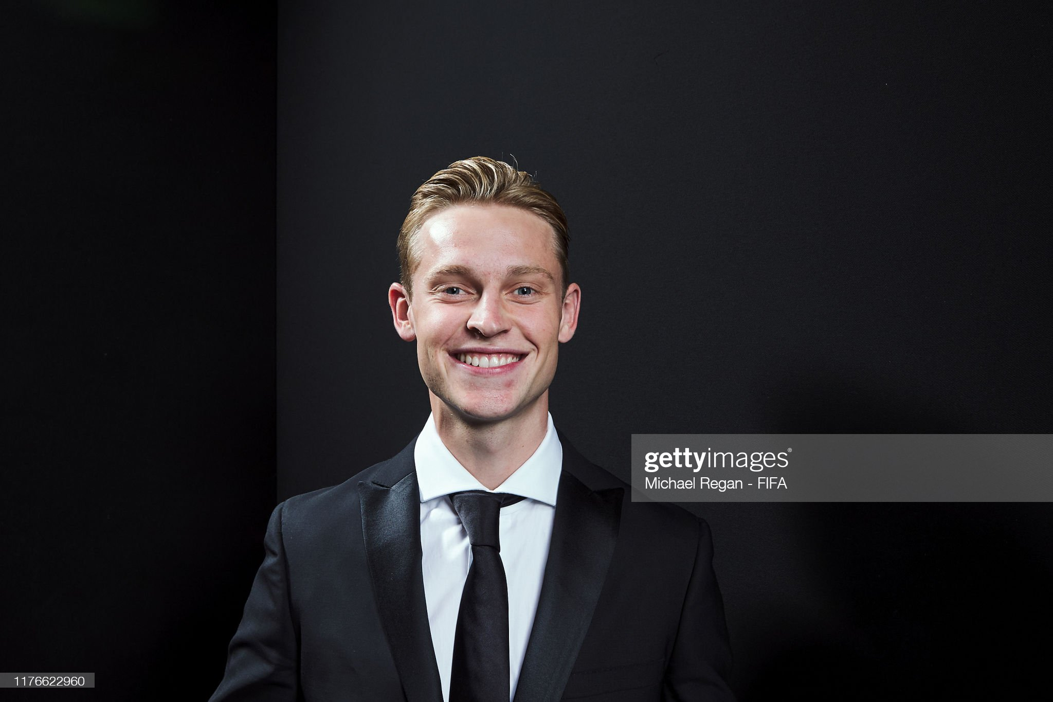 The Best FIFA Football Awards 2019 Fifpro-mens-world11-award-frenkie-de-jong-of-barcelona-and-netherland-picture-id1176622960?s=2048x2048