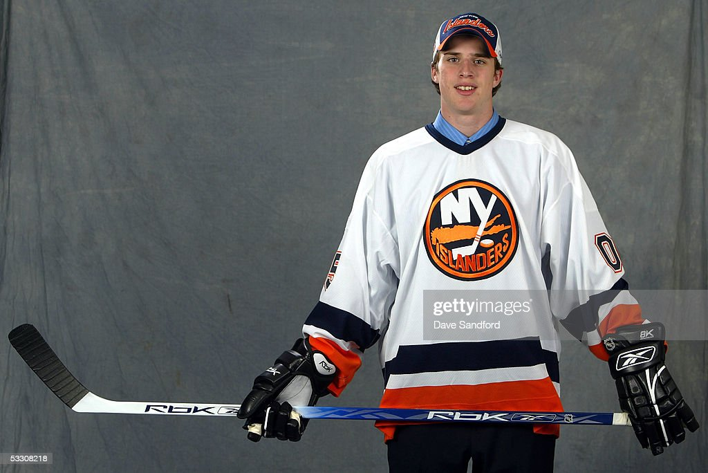Fifteenth Overall Draft Pick Ryan O Marra Of The New York Islanders
