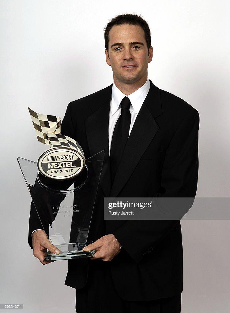NASCAR Nextel Cup Awards Banquet : News Photo