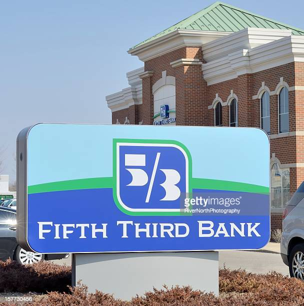 fifth third bank - number 3 stock pictures, royalty-free photos & images