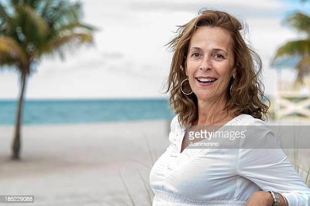Femme dans la cinquantaine