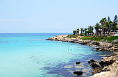 Fig tree bay beach, Protaras, Cyprus