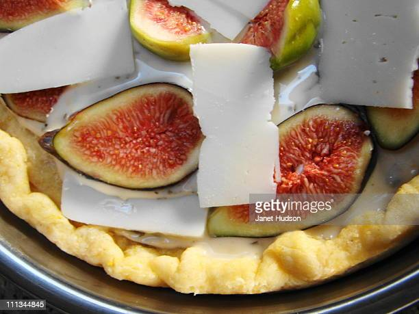 Fig with Feta Pizza