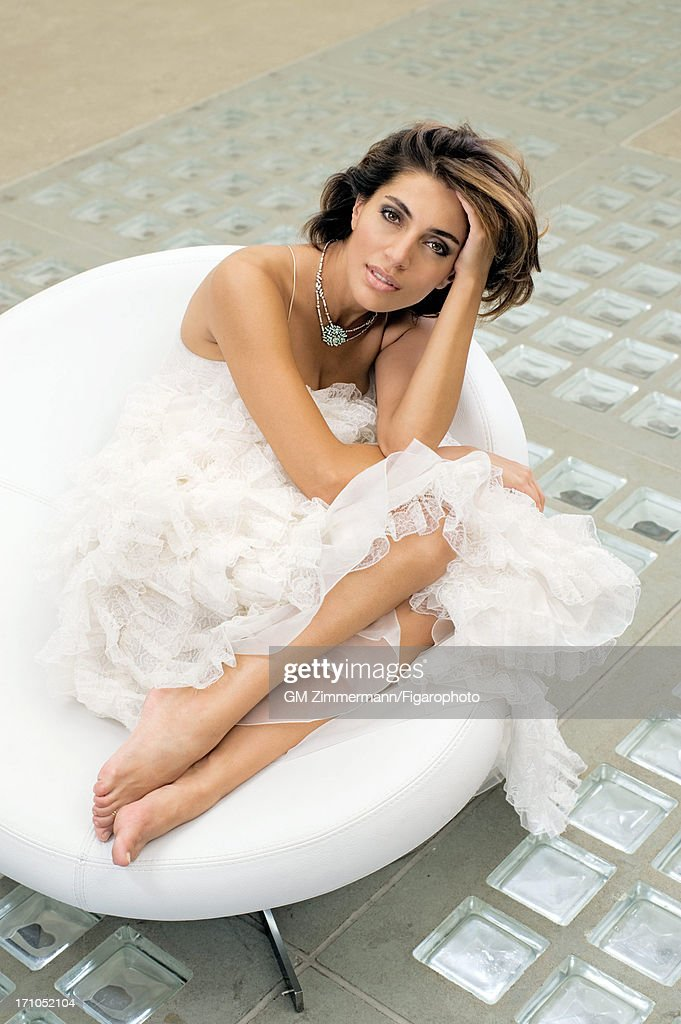 Caterina Murino, Madame Figaro, October 24, 2008