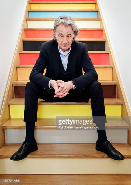 Figaro ID 104505001 Fashion designer Paul Smith is photographed for Madame Figaro on January 19 2012 in Paris France PUBLISHED IMAGE CREDIT MUST READ...
