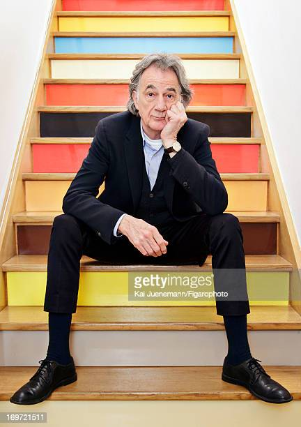 Figaro ID 104505003 Fashion designer Paul Smith is photographed for Madame Figaro on January 19 2012 in Paris France CREDIT MUST READ Kai...