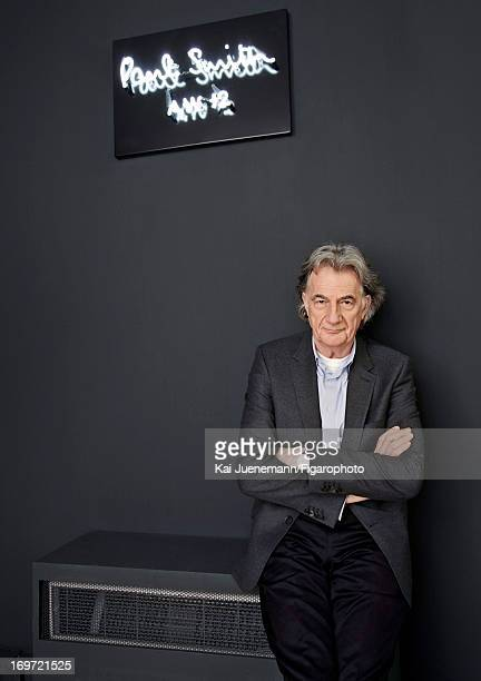Figaro ID 104505009 Fashion designer Paul Smith is photographed for Madame Figaro on January 19 2012 in Paris France CREDIT MUST READ Kai...