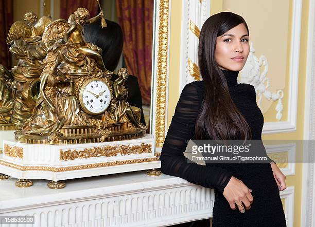 Figaro ID 105117009 Actress Elodie Yung is photographed for Madame Figaro on October 9 2012 in Paris France CREDIT MUST READ Emmanuel...