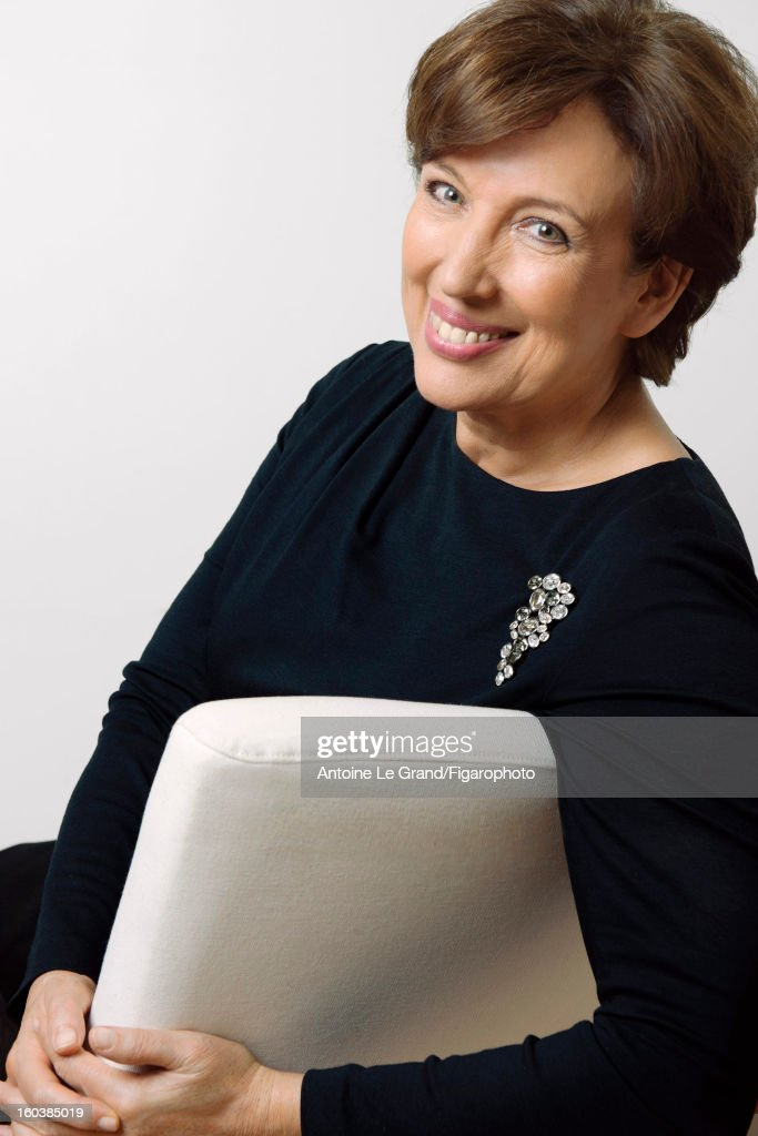 Roselyne Bachelot, Madame Figaro, December 14, 2012