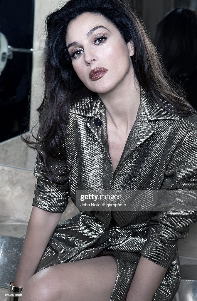 Monica Bellucci for esquire spain august 2018