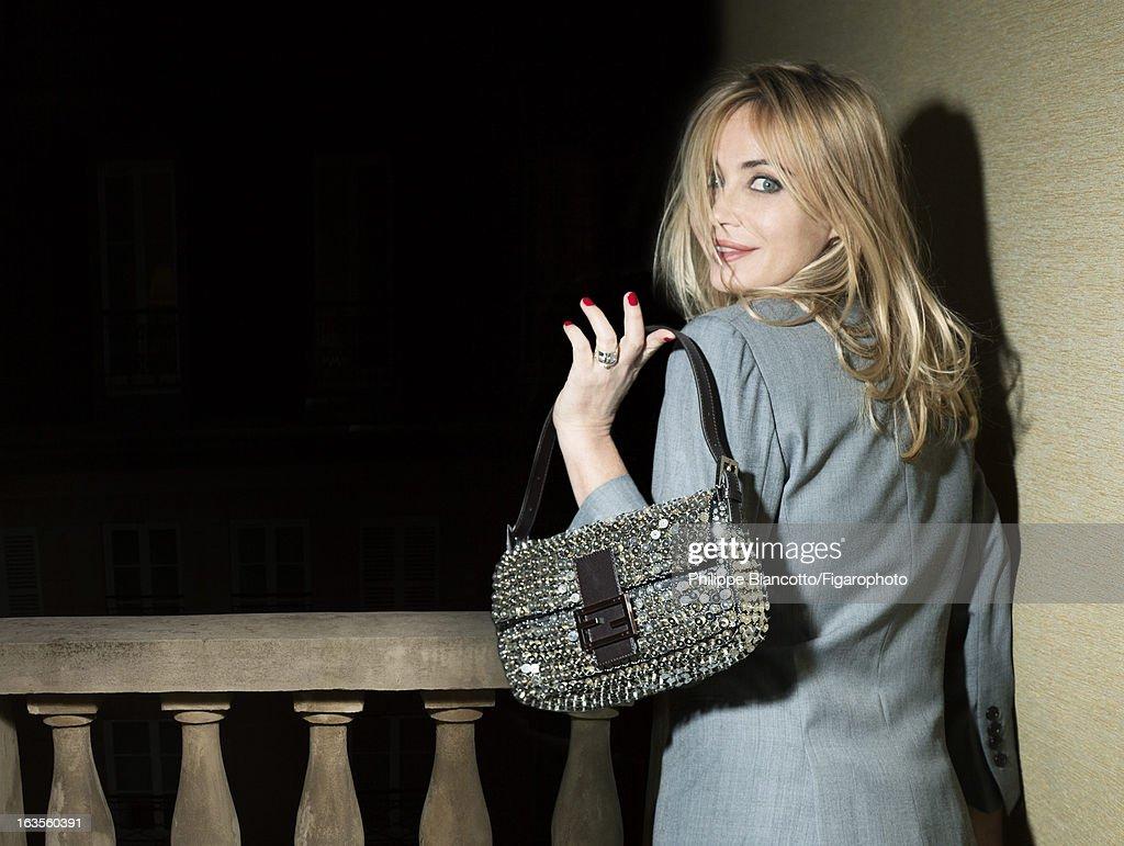 Emmanuelle Beart, Madame Figaro, February 15, 2013