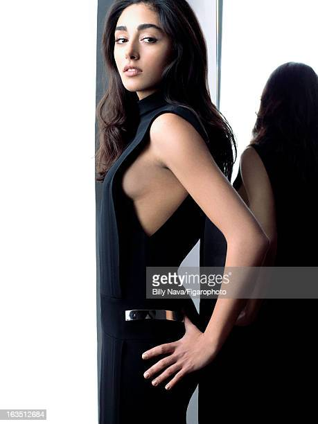 Figaro ID 105844003 Actress Golshifteh Farahani is photographed for Madame Figaro on May 12 2011 in Paris France PUBLISHED IMAGE Dress by Makeup by...