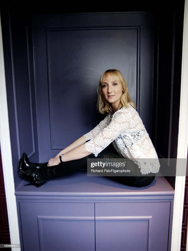 Audrey Lamy, Madame Figaro, March 15, 2013