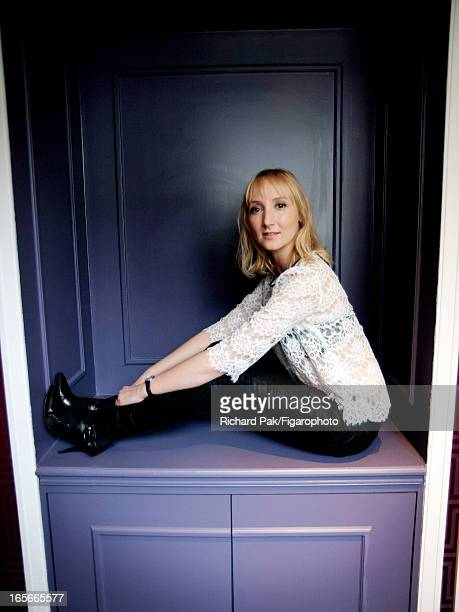 Figaro ID 105931006 Actress Audrey Lamy is photographed for Madame Figaro on January 29 2013 in Paris France PUBLISHED IMAGE CREDIT MUST READ Richard...