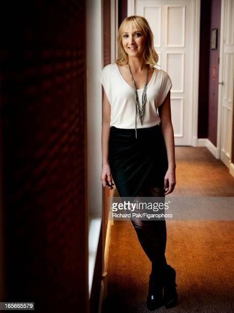 Figaro ID 105931007 Actress Audrey Lamy is photographed for Madame Figaro on January 29 2013 in Paris France PUBLISHED IMAGE CREDIT MUST READ Richard...