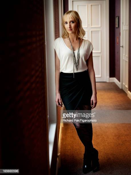 Figaro ID 105931010 Actress Audrey Lamy is photographed for Madame Figaro on January 29 2013 in Paris France CREDIT MUST READ Richard...