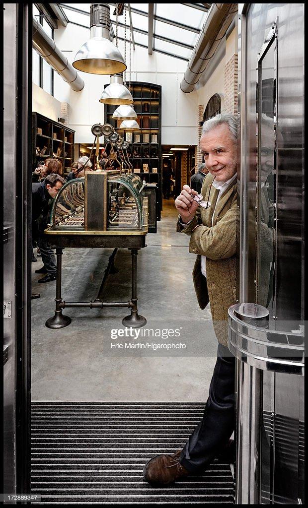 Alain Ducasse Chocolaterie, Le Figaro, June 21, 2013