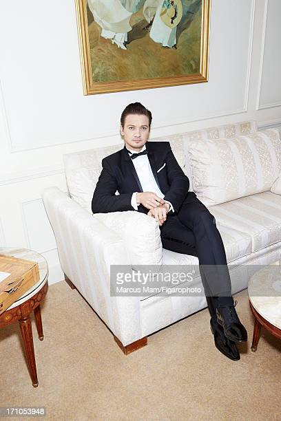 Figaro ID 106430009 Actor Jeremy Renner is photographed for Madame Figaro on May 18 2013 at the Cannes Film Festival in Cannes France All PUBLISHED...