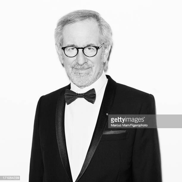 Figaro ID 106430017 Director Steven Spielberg is photographed for Madame Figaro on May 18 2013 at the Cannes Film Festival in Cannes France All...