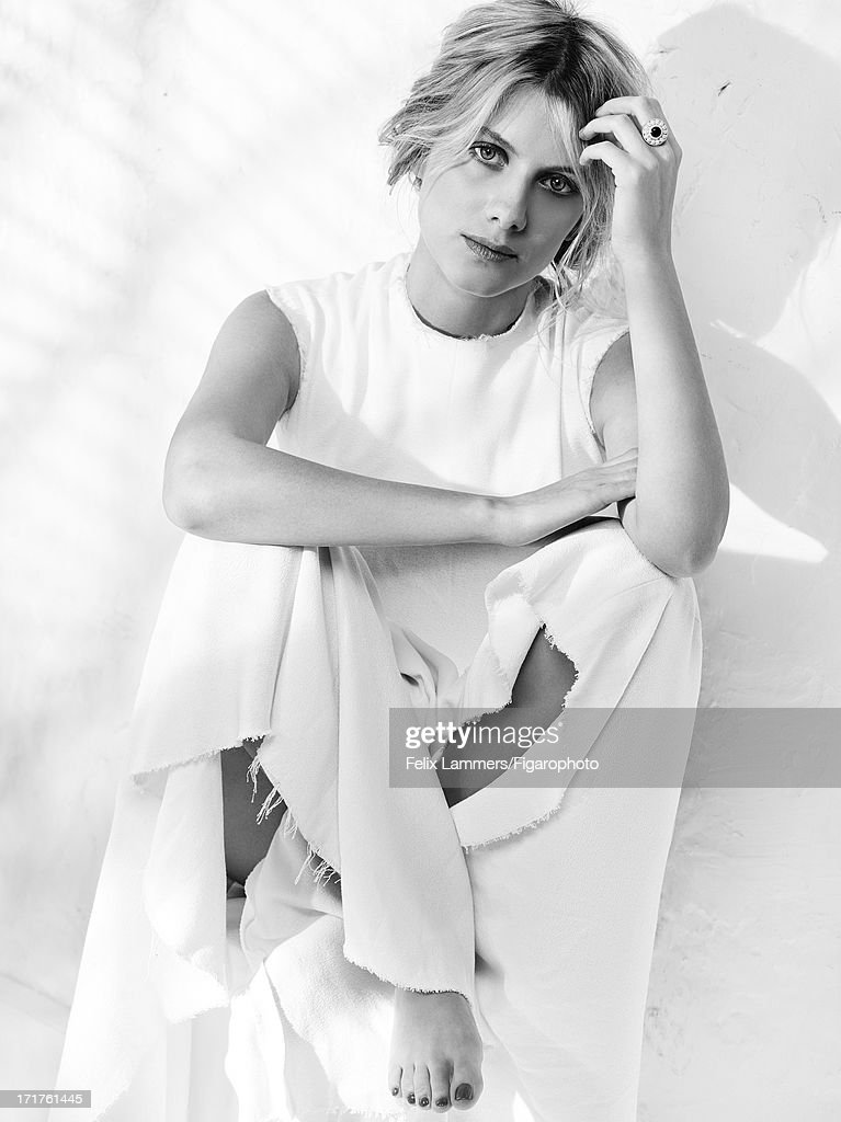 Melanie Laurent, Madame Figaro, June 21, 2013