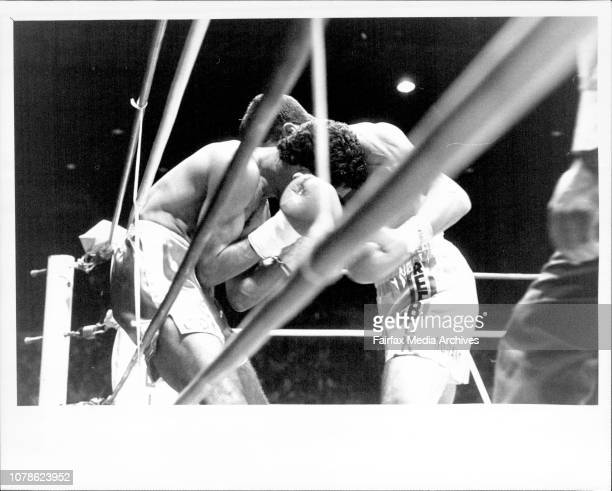 Fight Jeff Fenech vs Victor Callejas March 7 1988