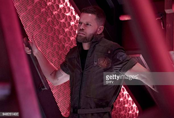 """Fight or Flight"""" Episode 301 -- Pictured: Wes Chatham as Amos Burton --"""
