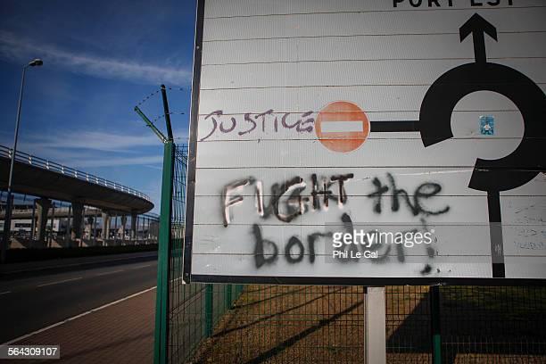 Fight the border