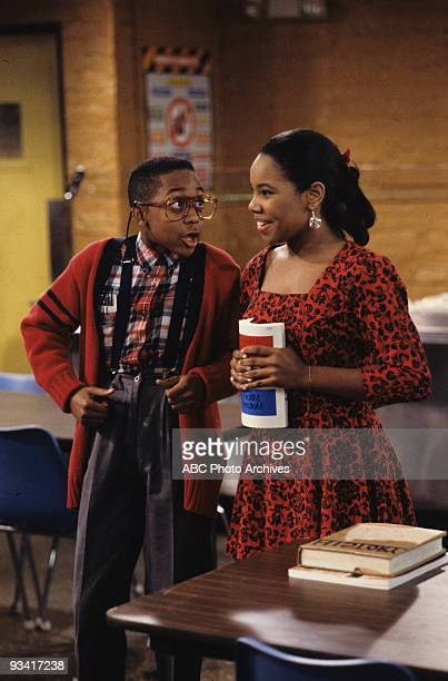 MATTERS Fight the Good Fight Season Two 2/22/91 Urkel and Laura were inspired to make a difference by encouraging support for a blackhistory class
