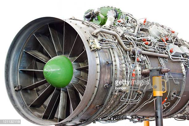 Fighter aircraft jet engine