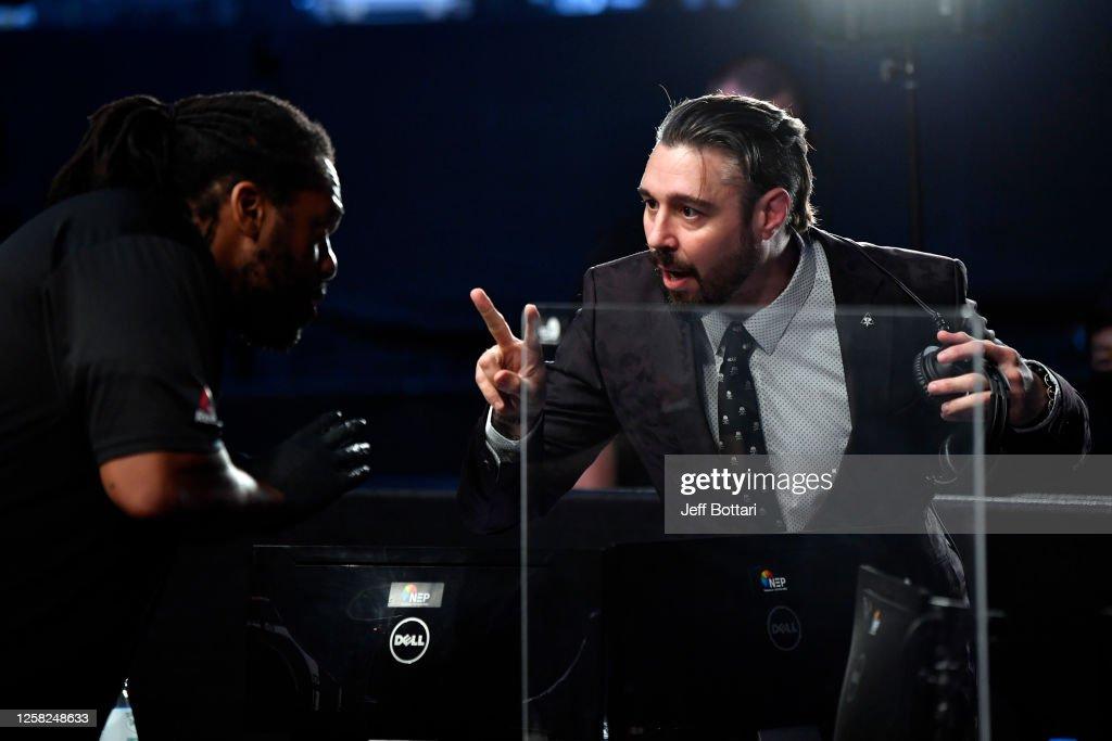 UFC Fight Night: Trinaldo v Herbert : News Photo