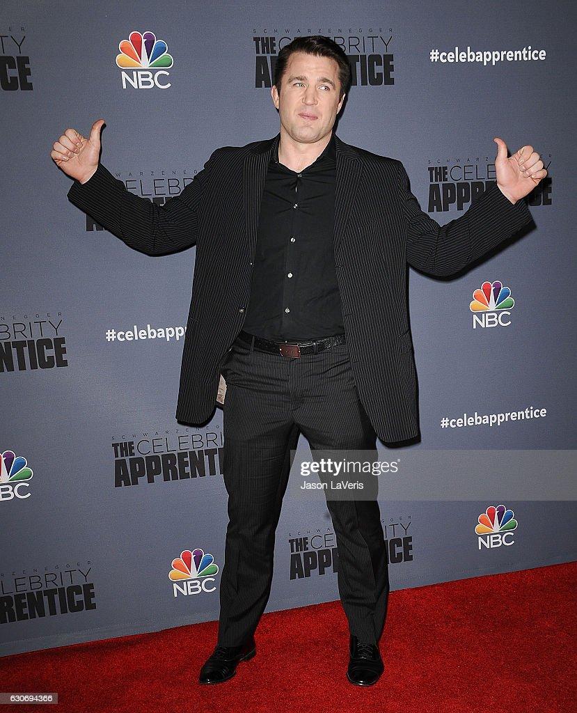 "Press Junket For NBC's ""Celebrity Apprentice"" - Arrivals : News Photo"