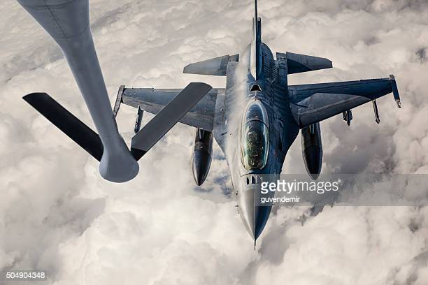 Fighter Jet Refueling