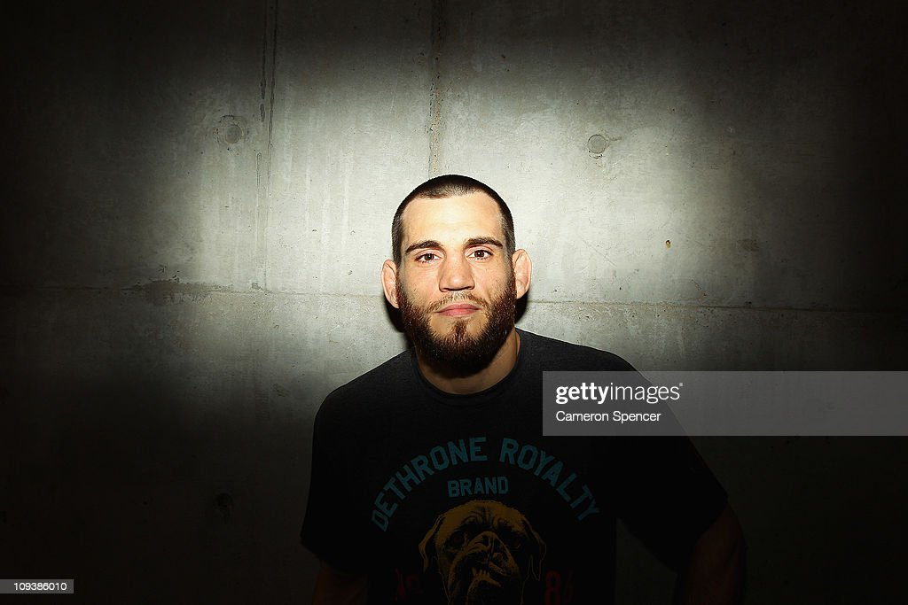 UFC 127 Sydney Roosters Photocall