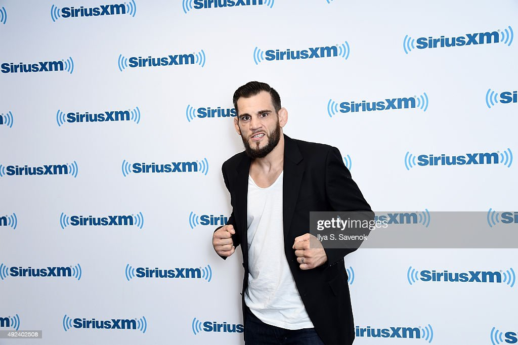 Celebrities Visit SiriusXM Studios - October 12, 2015