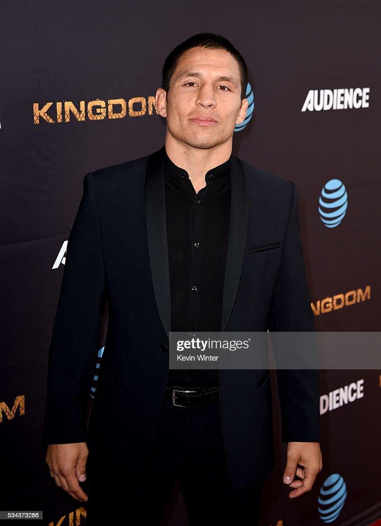 """Premiere Screening For DirecTV's """"Kingdom"""" - Red Carpet"""