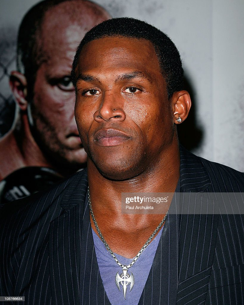 EA Sports MMA Launch Party : News Photo