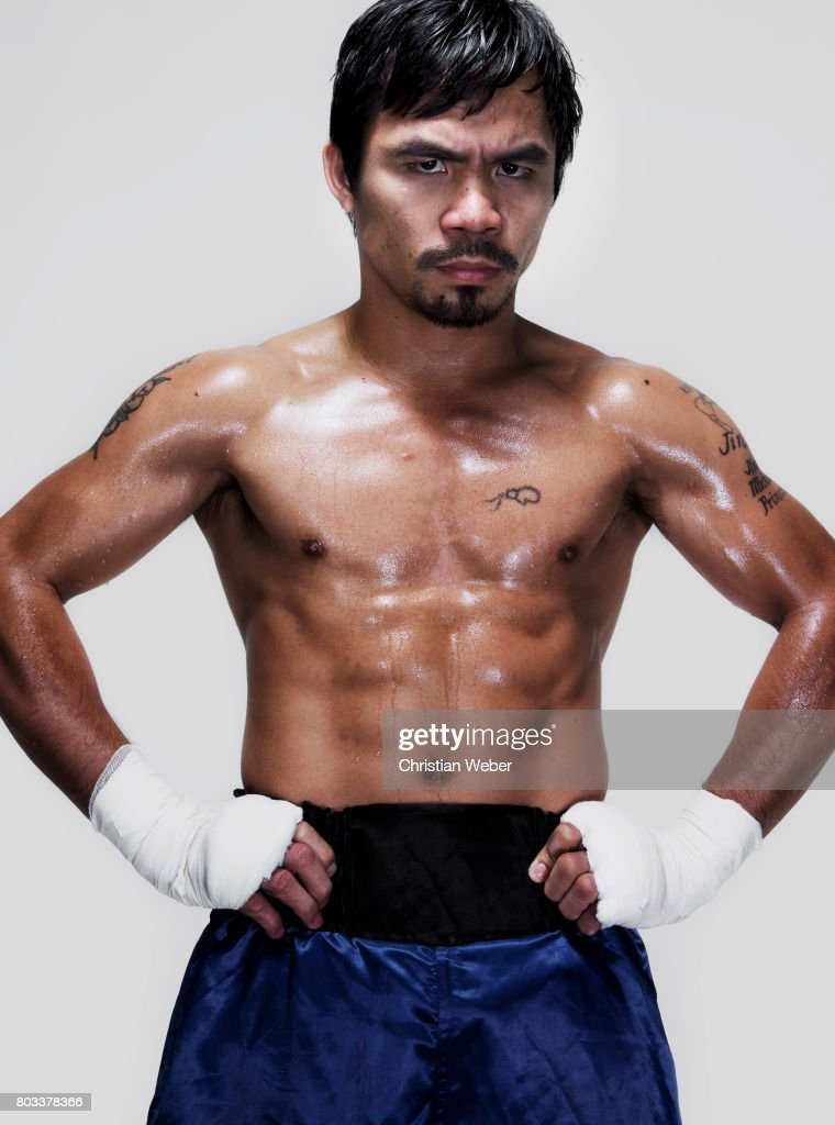 Manny Pacquaio, ESPN Magazine, October 2010