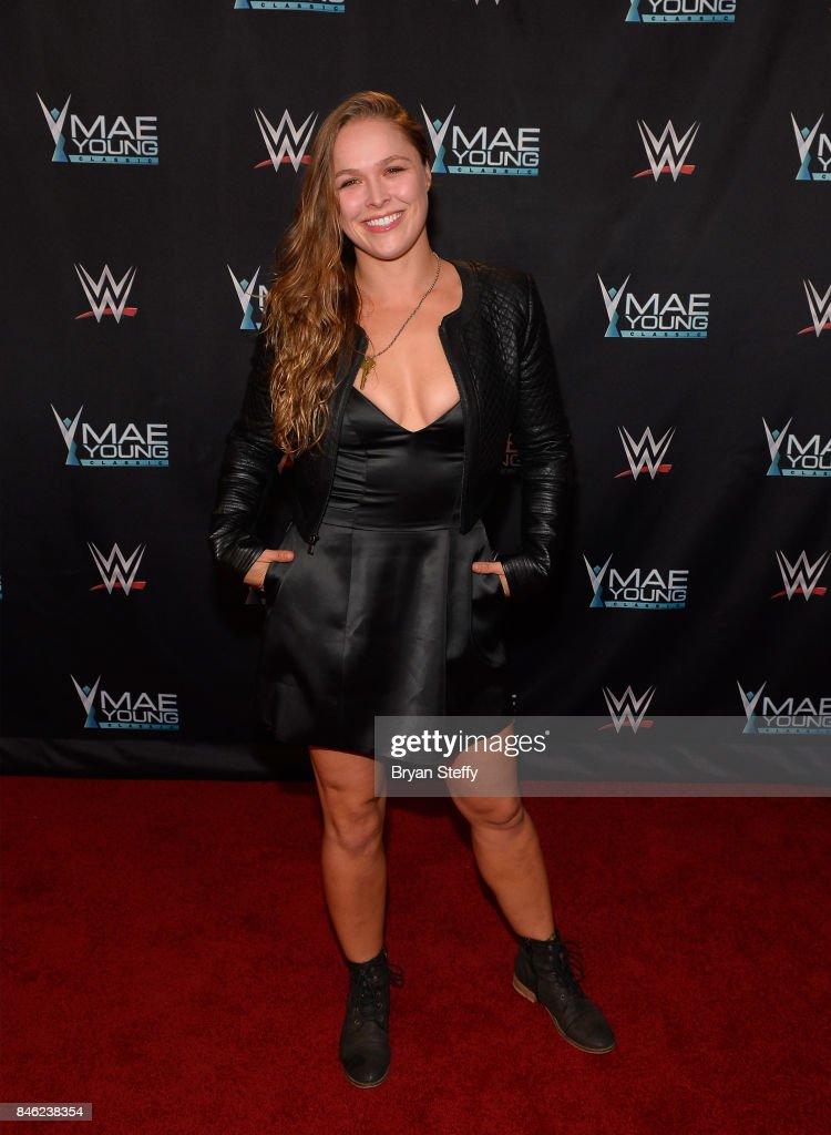 WWE Mae Young Classic : News Photo