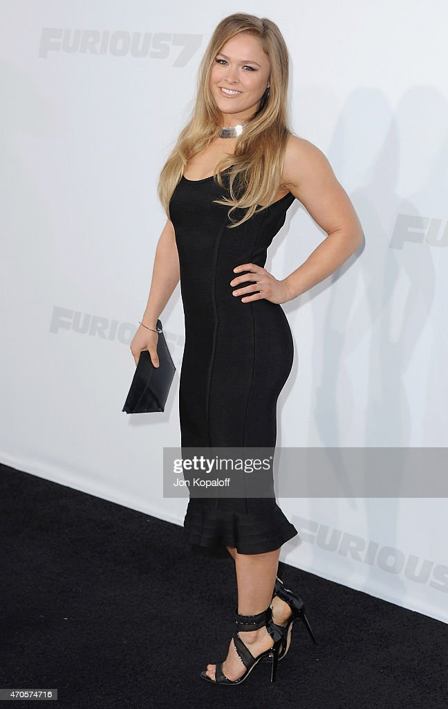 """Furious 7"" - Los Angeles Premiere"