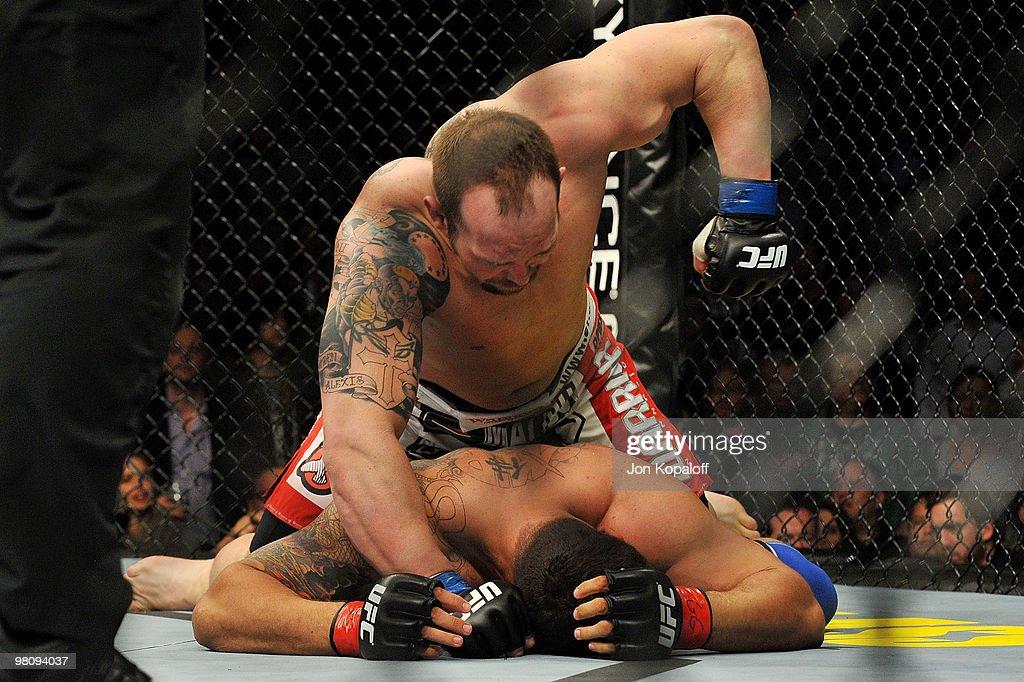 UFC 111: St-Pierre vs. Hardy