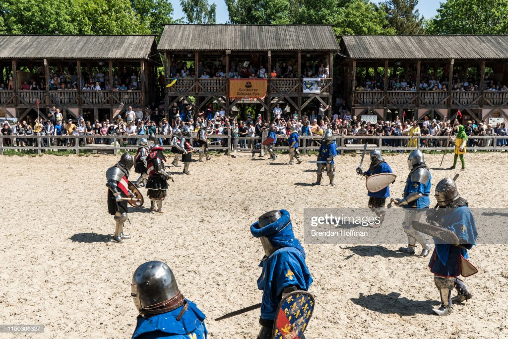 UKR: International Medieval Combat Federation World Championships