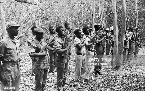 Fighters For The Release Of The GuineaBissau 1969