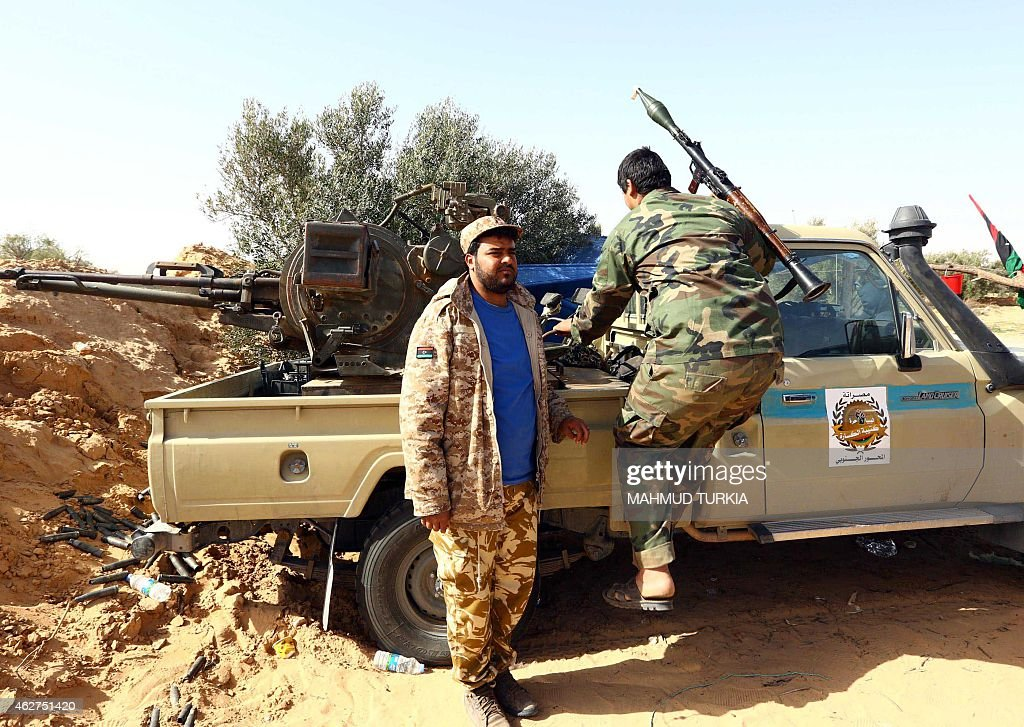LIBYA-UNREST : News Photo