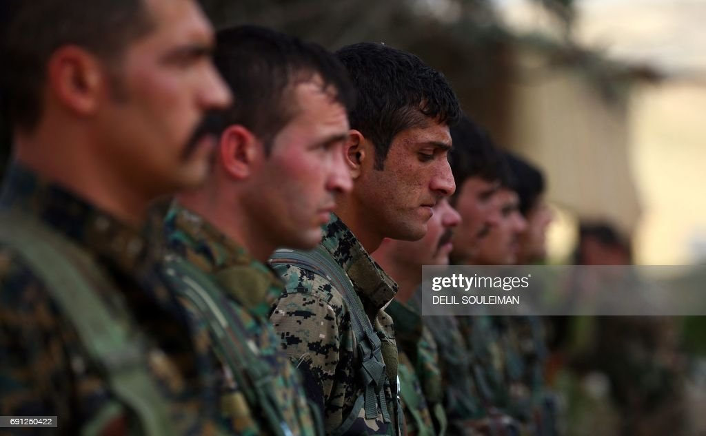 SYRIA-CONFLICT-KURDS : News Photo